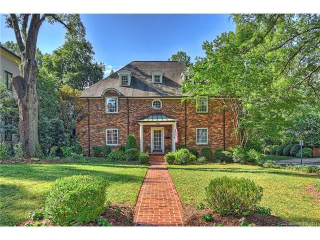 2300 Beverly Drive, Charlotte, NC 28207 (#3299765) :: Lodestone Real Estate