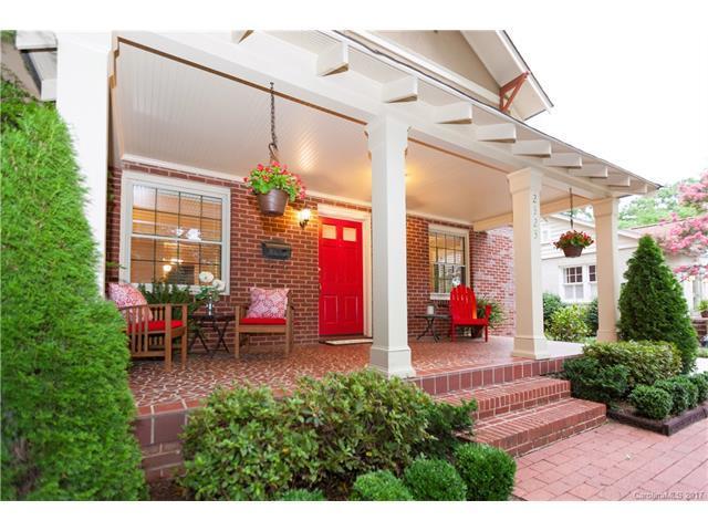 2323 5th Street E, Charlotte, NC 28204 (#3299895) :: Pridemore Properties
