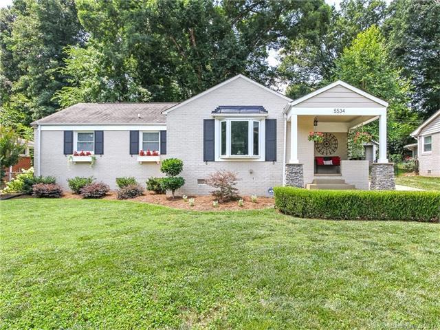 5534 Murrayhill Road, Charlotte, NC 28210 (#3300152) :: Pridemore Properties