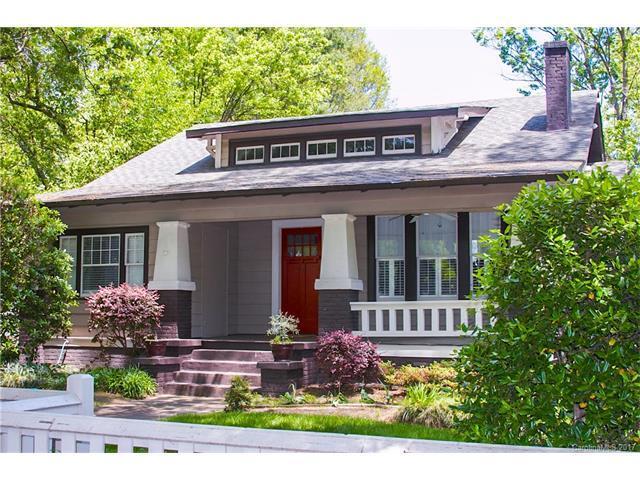 1725 Belvedere Avenue, Charlotte, NC 28205 (#3300276) :: Lodestone Real Estate