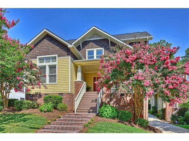 2006 Floral Avenue, Charlotte, NC 28203 (#3300418) :: Lodestone Real Estate