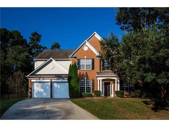 2110 Cantata Court, Matthews, NC 28105 (#3300545) :: High Performance Real Estate Advisors