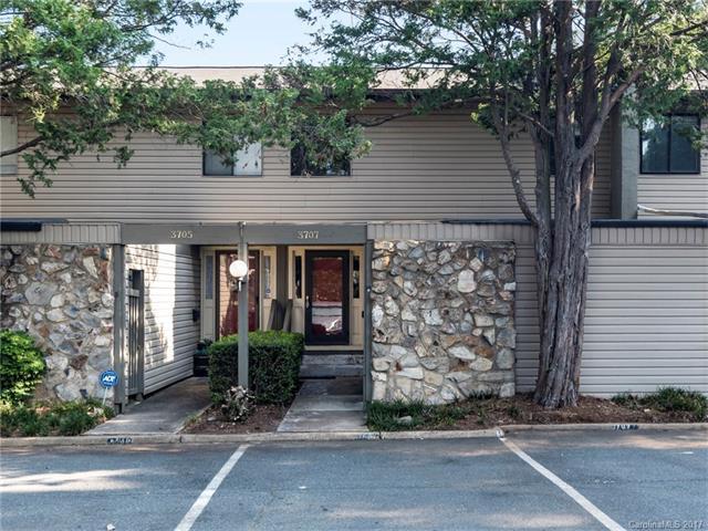 3707 Winding Creek Lane #3707, Charlotte, NC 28226 (#3300770) :: Stephen Cooley Real Estate Group