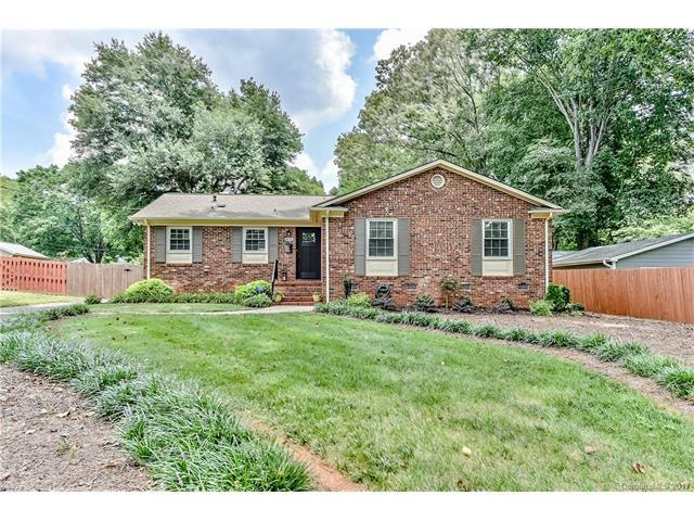 6111 Rose Valley Drive, Charlotte, NC 28210 (#3300924) :: The Beth Smith Shuey Team