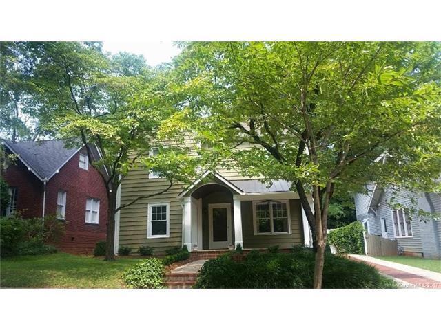 1614 Park Road, Charlotte, NC 28203 (#3300962) :: Lodestone Real Estate