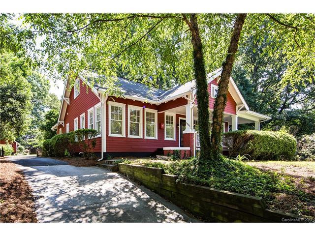 1901 Belvedere Avenue, Charlotte, NC 28205 (#3301131) :: Pridemore Properties