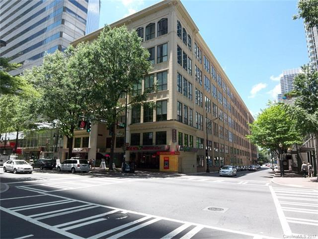 127 Tryon Street #611, Charlotte, NC 28202 (#3301292) :: The Temple Team