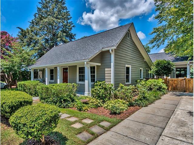 3039 Alexander Street, Charlotte, NC 28205 (#3301621) :: Pridemore Properties