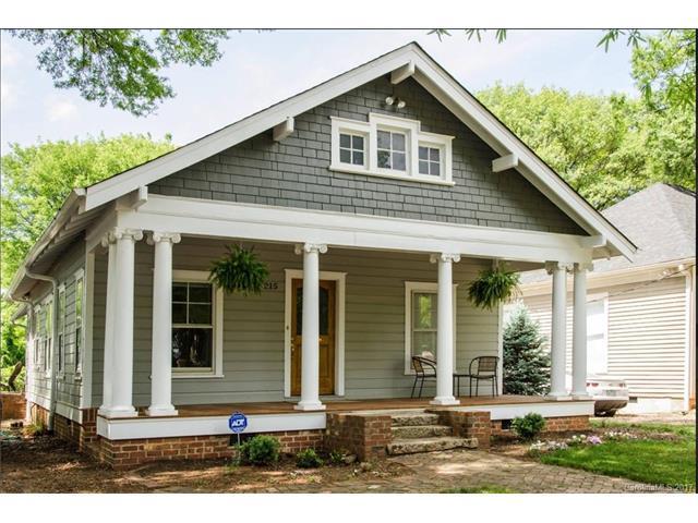 215 Park Avenue W P2, Charlotte, NC 28203 (#3301633) :: Lodestone Real Estate