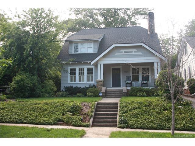 2016 Charlotte Drive, Charlotte, NC 28203 (#3301823) :: Lodestone Real Estate