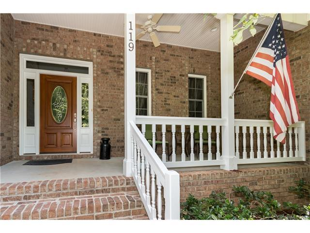 119 Sunset Bay Drive, Troutman, NC 28166 (#3301875) :: Besecker Homes Team