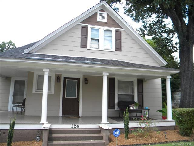 126 E Division Avenue, Salisbury, NC 28144 (#3301978) :: Lodestone Real Estate