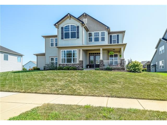 16219 Grassy Creek Drive, Huntersville, NC 28078 (#3302019) :: Lodestone Real Estate