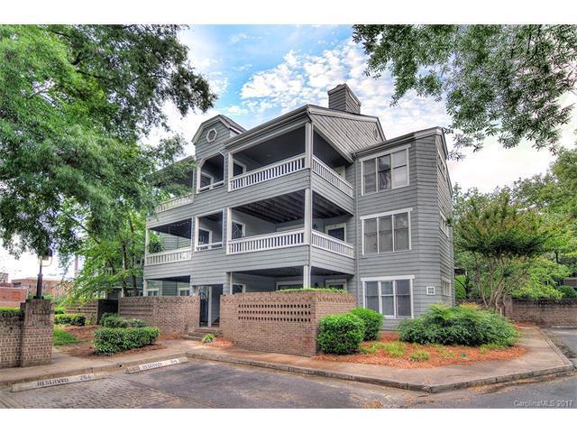 433 W 8th Street #2, Charlotte, NC 28202 (#3302022) :: Lodestone Real Estate