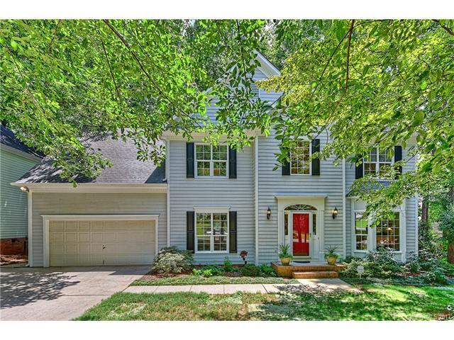 8721 New Oak Lane, Huntersville, NC 28078 (#3302252) :: Lodestone Real Estate