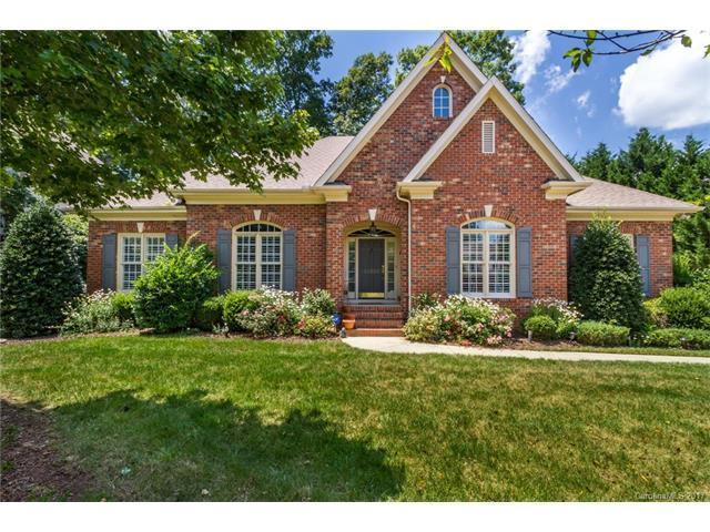 15919 Stonemont Road, Huntersville, NC 28078 (#3302297) :: Pridemore Properties