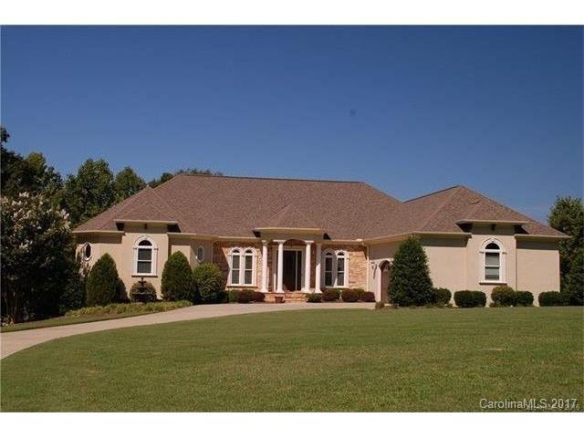 3507 Essex Pointe Drive, Monroe, NC 28110 (#3302330) :: Exit Mountain Realty