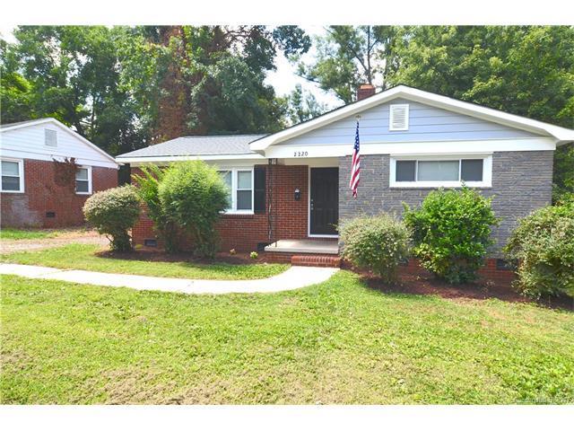 2220 Kilborne Drive, Charlotte, NC 28205 (#3302385) :: Lodestone Real Estate