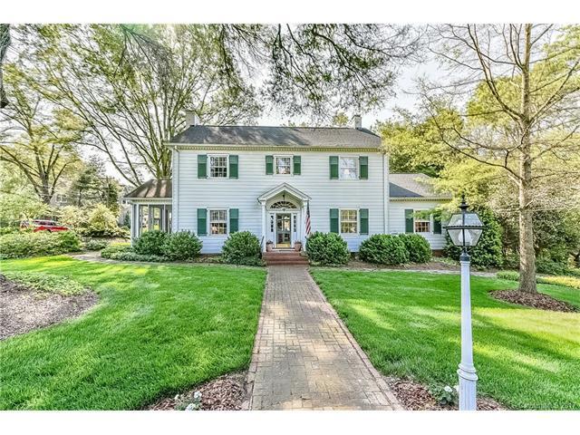 401 Woodland Street, Davidson, NC 28036 (#3302392) :: Pridemore Properties