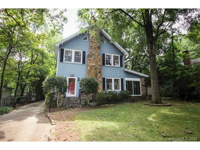 1508 The Plaza Road, Charlotte, NC 28205 (#3302488) :: Lodestone Real Estate
