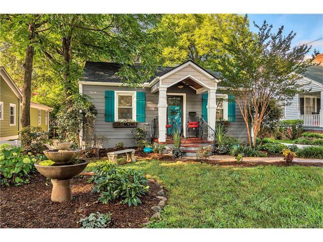 1932 Marguerite Avenue, Charlotte, NC 28205 (#3302566) :: Lodestone Real Estate