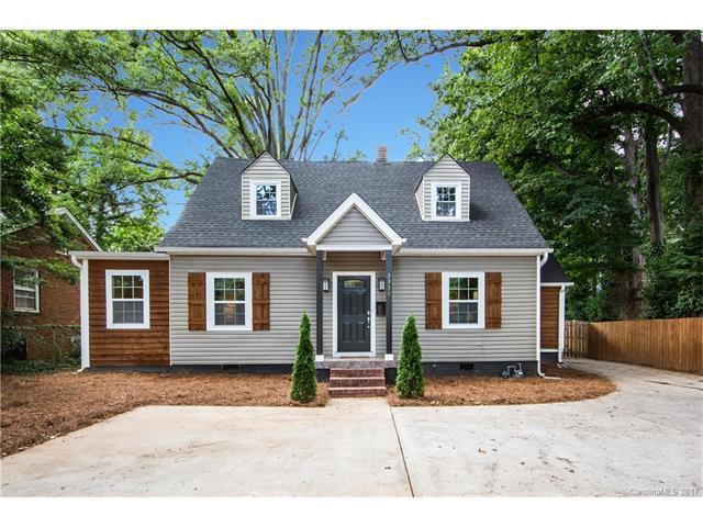 3338 Eastway Drive, Charlotte, NC 28205 (#3302631) :: Lodestone Real Estate