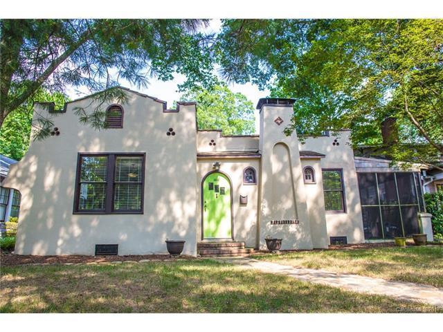 1600 Thomas Avenue, Charlotte, NC 28205 (#3302960) :: Lodestone Real Estate