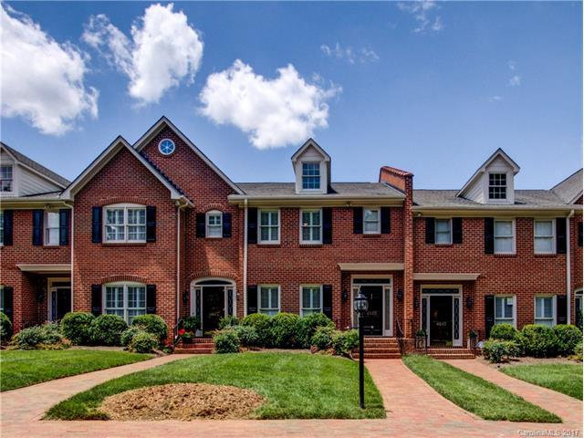 4639 Curraghmore Road -, Charlotte, NC 28210 (#3303129) :: Pridemore Properties