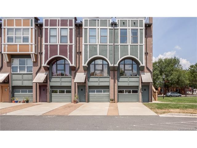 172 Rail Crossing Lane #109, Charlotte, NC 28209 (#3303192) :: Stephen Cooley Real Estate Group