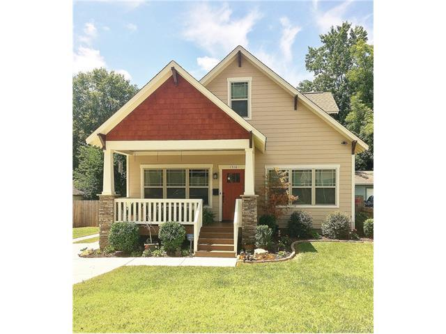 1316 Downs Avenue, Charlotte, NC 28205 (#3303201) :: Rinehart Realty