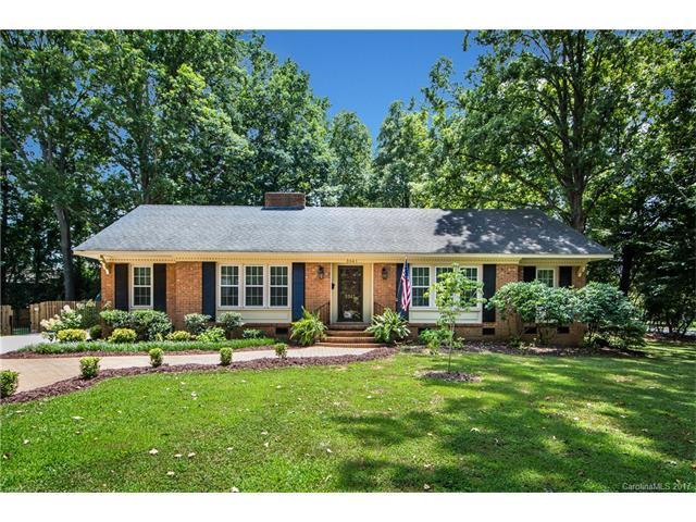 3541 Cotillion Avenue, Charlotte, NC 28210 (#3303270) :: Lodestone Real Estate