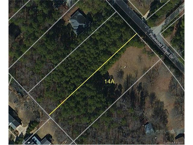 Lot 14A Pinewood Forest Drive, Monroe, NC 28110 (#3303334) :: Lodestone Real Estate