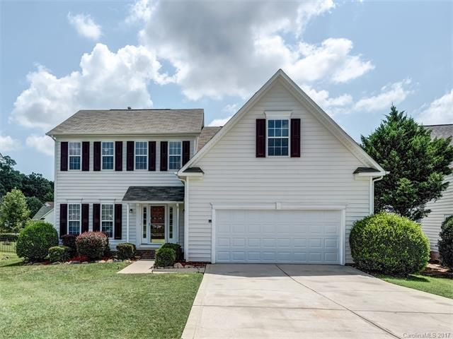 4012 Mother Teresa Drive, Indian Trail, NC 28079 (#3303568) :: The Beth Smith Shuey Team