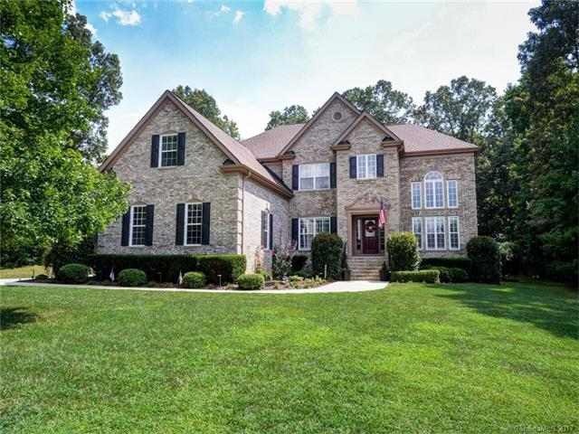 2007 Channelstone Way, Matthews, NC 28104 (#3303673) :: Stephen Cooley Real Estate Group