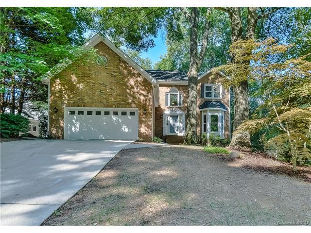 9300 Gilead Hill Court, Huntersville, NC 28078 (#3303800) :: High Performance Real Estate Advisors