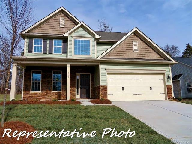 4324 Falls Lake Drive SW Lot 29, Concord, NC 28025 (#3303811) :: Stephen Cooley Real Estate Group