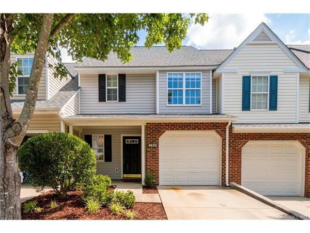 8653 Robinson Forest Drive None, Charlotte, NC 28277 (#3303812) :: Stephen Cooley Real Estate Group