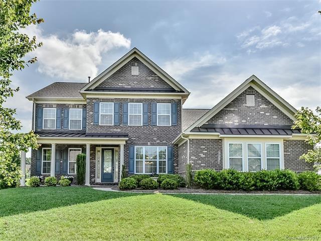 911 Oleander Lane, Waxhaw, NC 28173 (#3303882) :: Pridemore Properties