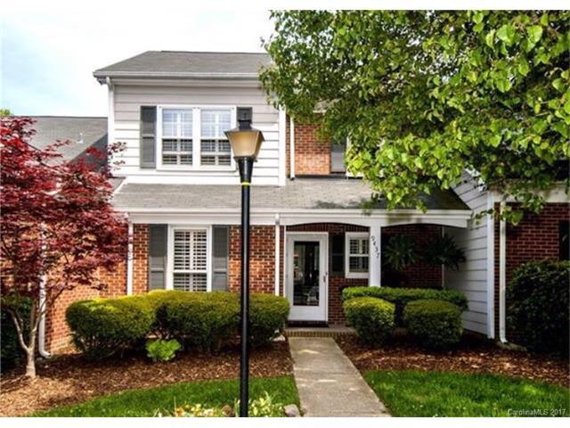 9437 Kings Falls Drive K, Charlotte, NC 28210 (#3303970) :: Stephen Cooley Real Estate Group