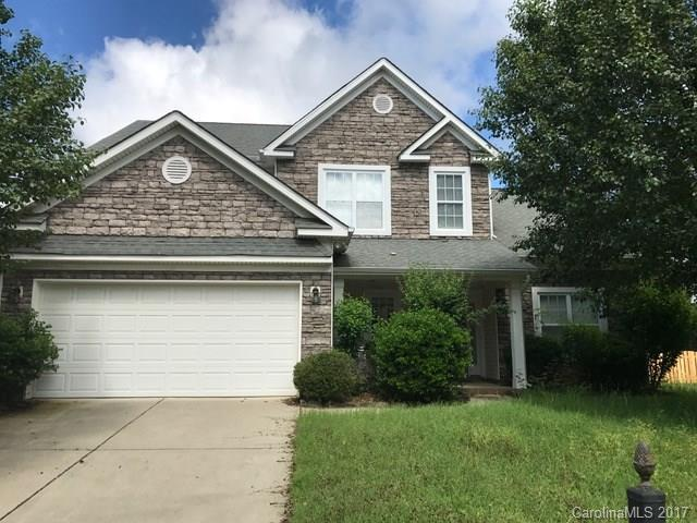 1007 Master Gunner Court, Indian Trail, NC 28079 (#3303975) :: Stephen Cooley Real Estate Group