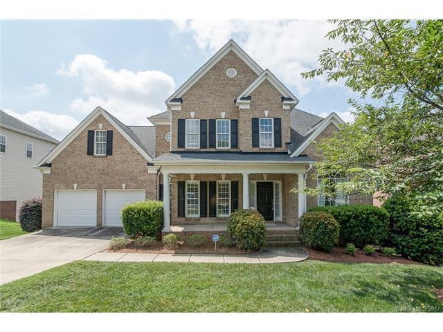 14432 Westgreen Drive, Huntersville, NC 28078 (#3304005) :: Puma & Associates Realty Inc.