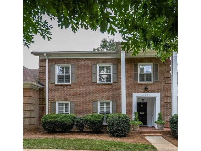 4421 Simsbury Road #63, Charlotte, NC 28226 (#3304112) :: Puma & Associates Realty Inc.
