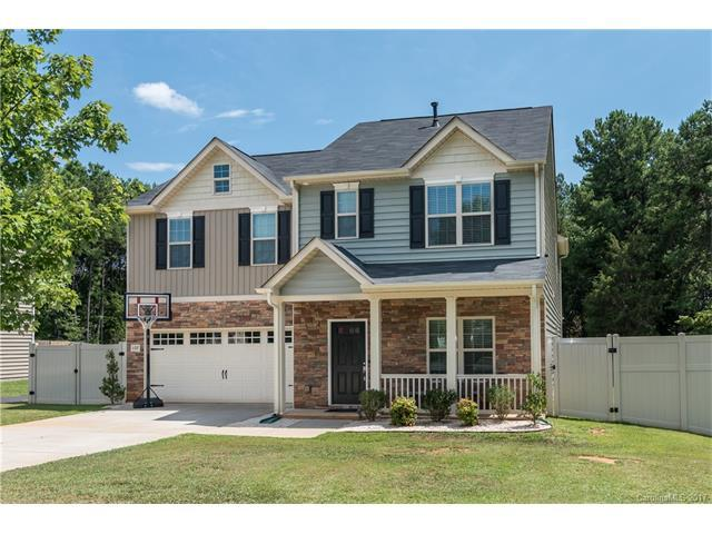 107 Holbrook Street, Huntersville, NC 28078 (#3304119) :: Pridemore Properties