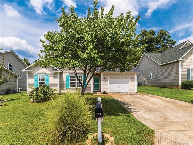 153 Sweet Martha Drive, Mooresville, NC 28115 (#3304711) :: Cloninger Properties