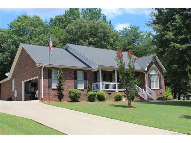 817 Stafford Estates Drive, Salisbury, NC 28146 (#3306434) :: The Sarver Group