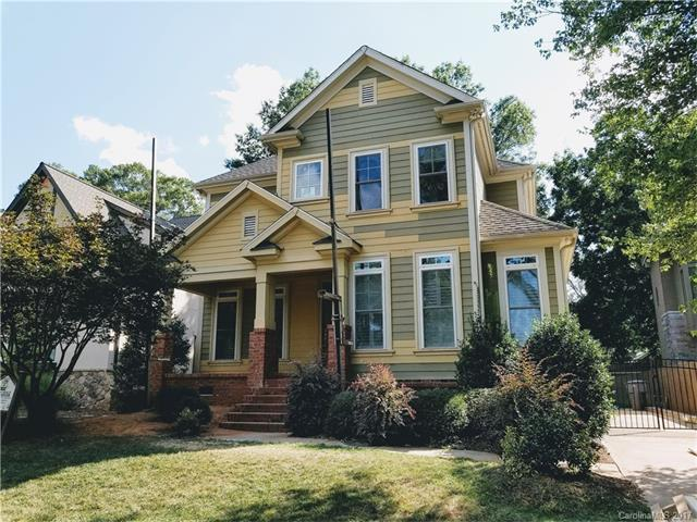 416 Mcdonald Avenue, Charlotte, NC 28203 (#3306536) :: High Performance Real Estate Advisors