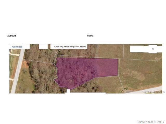 Lot 9 Pond Bluff Drive #9, Monroe, NC 28112 (#3306758) :: Homes Charlotte