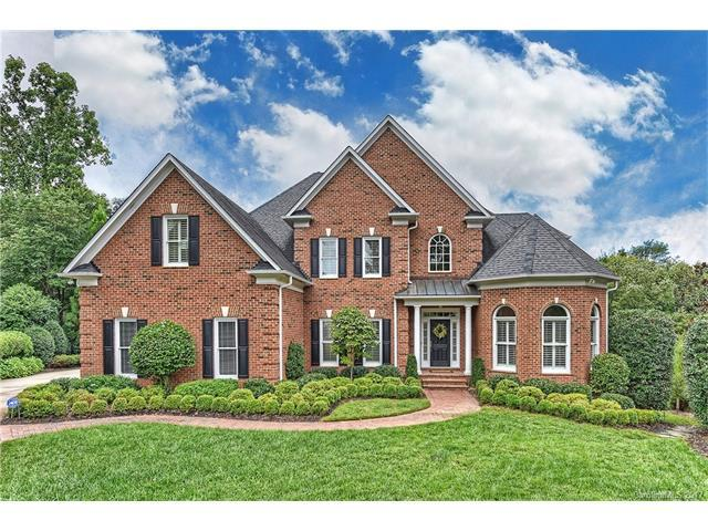 11104 Mcclure Manor Drive, Charlotte, NC 28277 (#3307017) :: The Andy Bovender Team