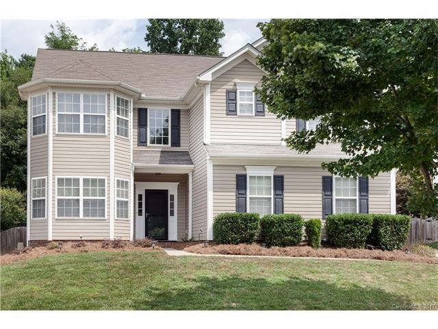 12017 Journeys End Trail, Huntersville, NC 28078 (#3307564) :: LePage Johnson Realty Group, Inc.