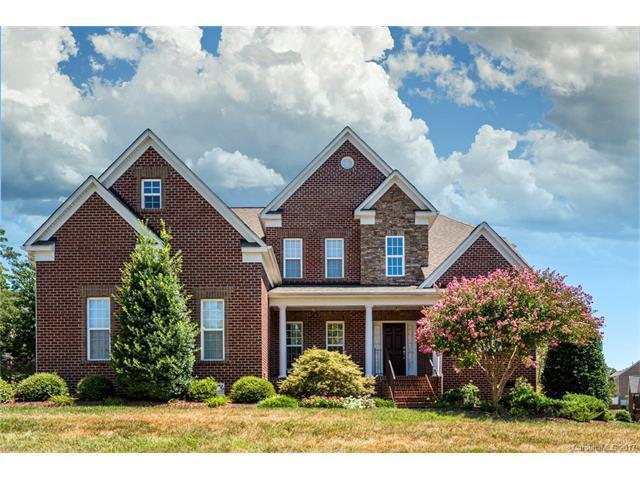 598 Elizabeth Lee Drive, Concord, NC 28027 (#3308330) :: Team Honeycutt